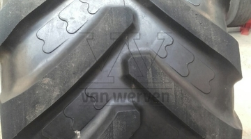 2x  banden 750/65R26 BKT Agrimax Teris 166A8