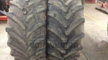 2x Goodyear banden 600/65R28