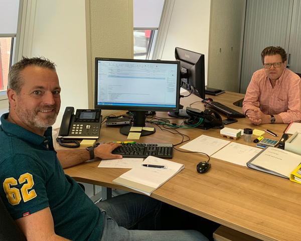 5 vragen aan onze nieuwe collega's Jochem Pruim en Peter Looijen