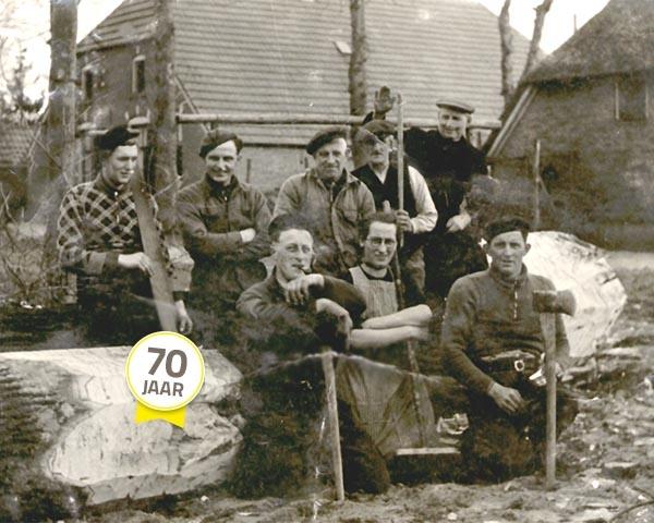 70 jaar Van Werven