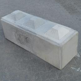 Betonstapelblok afmeting 120 x 40 x 40 cm (375 kg)