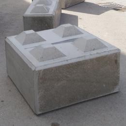 Betonstapelblok afmeting 80 x 80 x 40 cm (500 kg)
