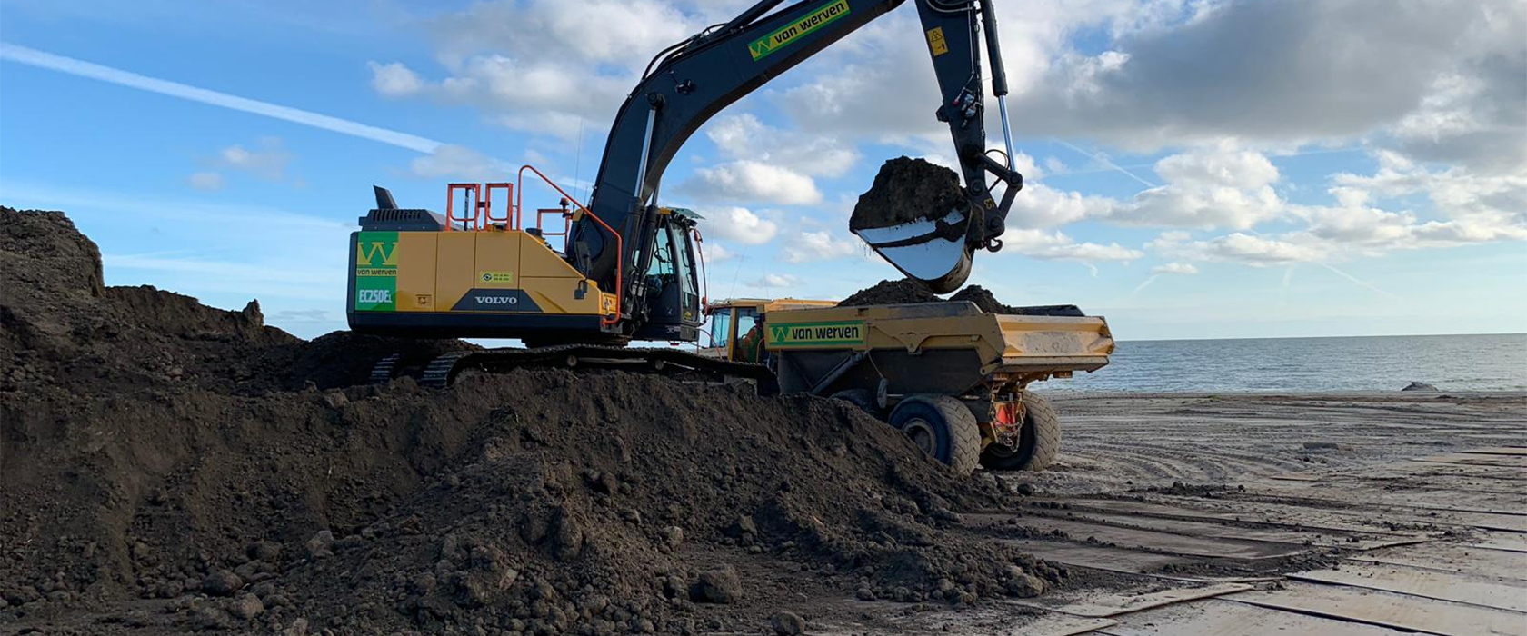 Aangepast handelingskader voor hergebruik van PFAS-houdende grond en baggerspecie