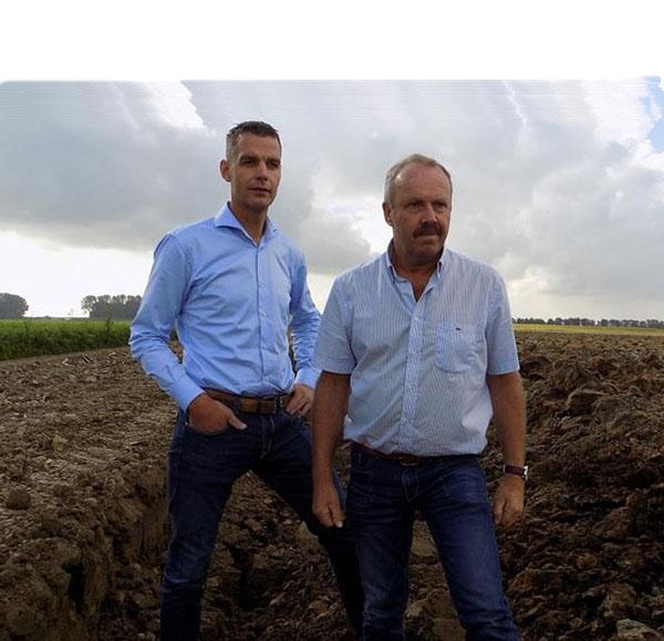 Akkerbouwer: diepploegen zorgt voor minder tarra en meer opbrengsten