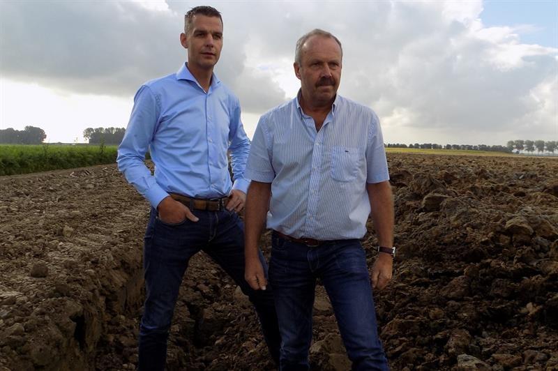 Akkerbouwer Van Woerden: diepploegen zorgt voor minder tarra en meer opbrengsten