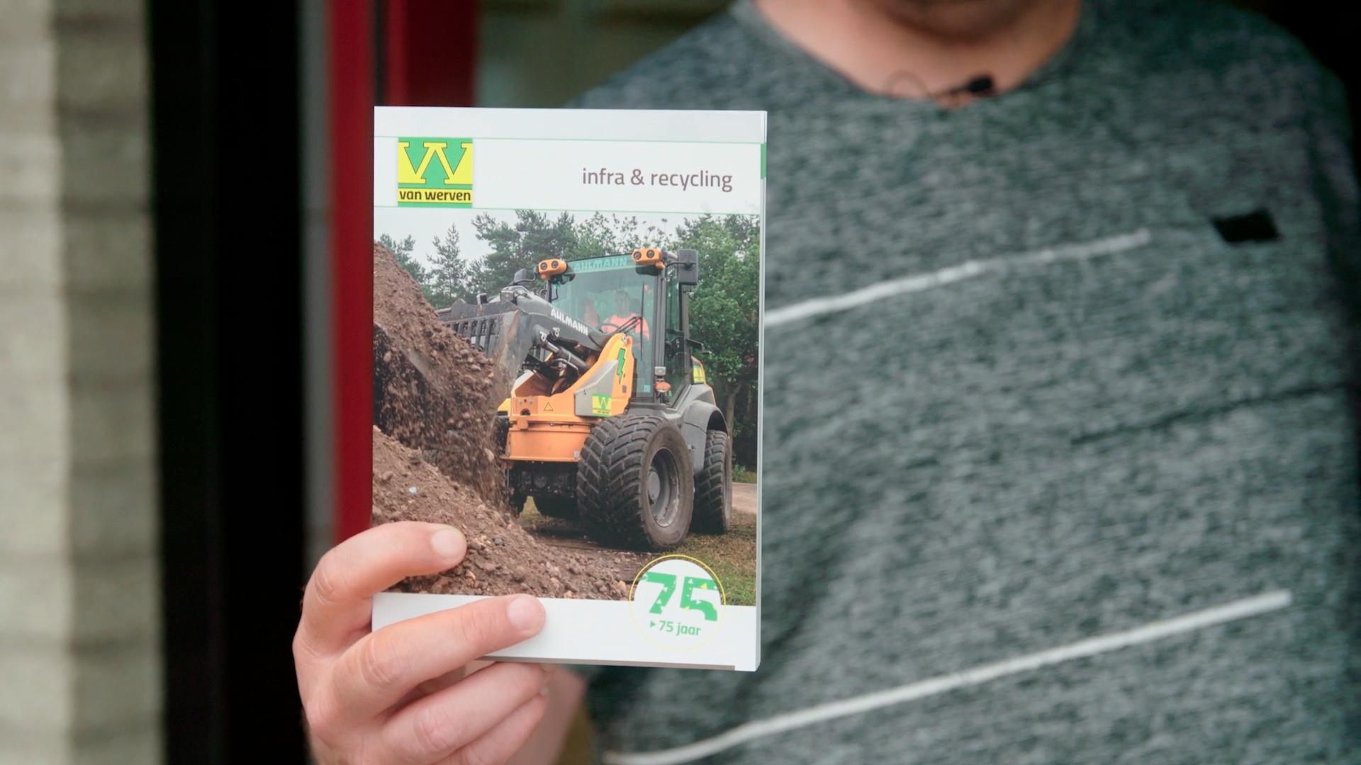 De nieuwe Van Werven catalogus is uit
