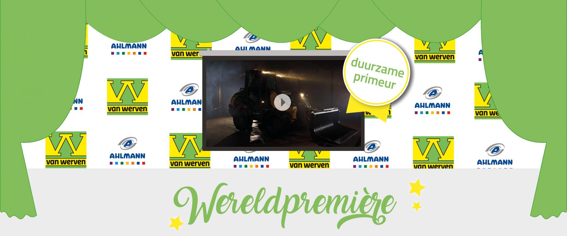 Duurzame primeur Ahlmann & Van Werven