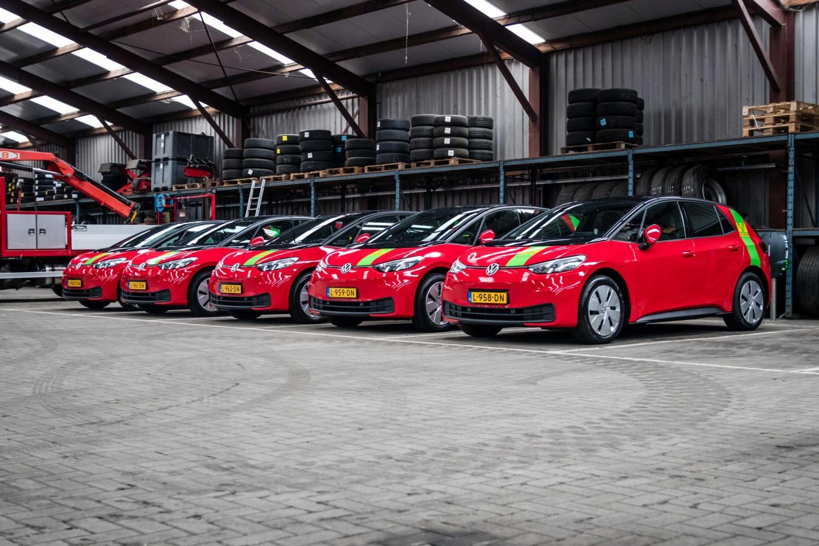 Emissieloos woon-werkverkeer met nieuwe personenauto's