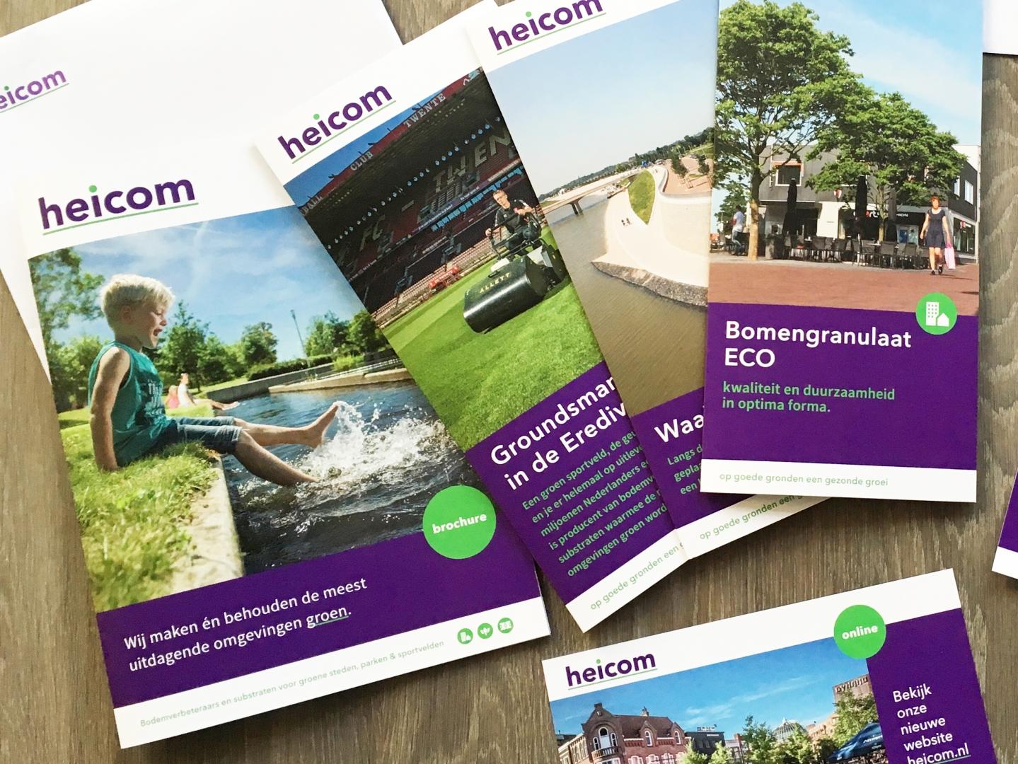 Heicom presenteert nieuwe website en huisstijl