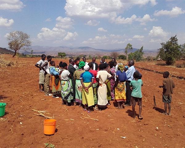 Kennis delen in Malawi