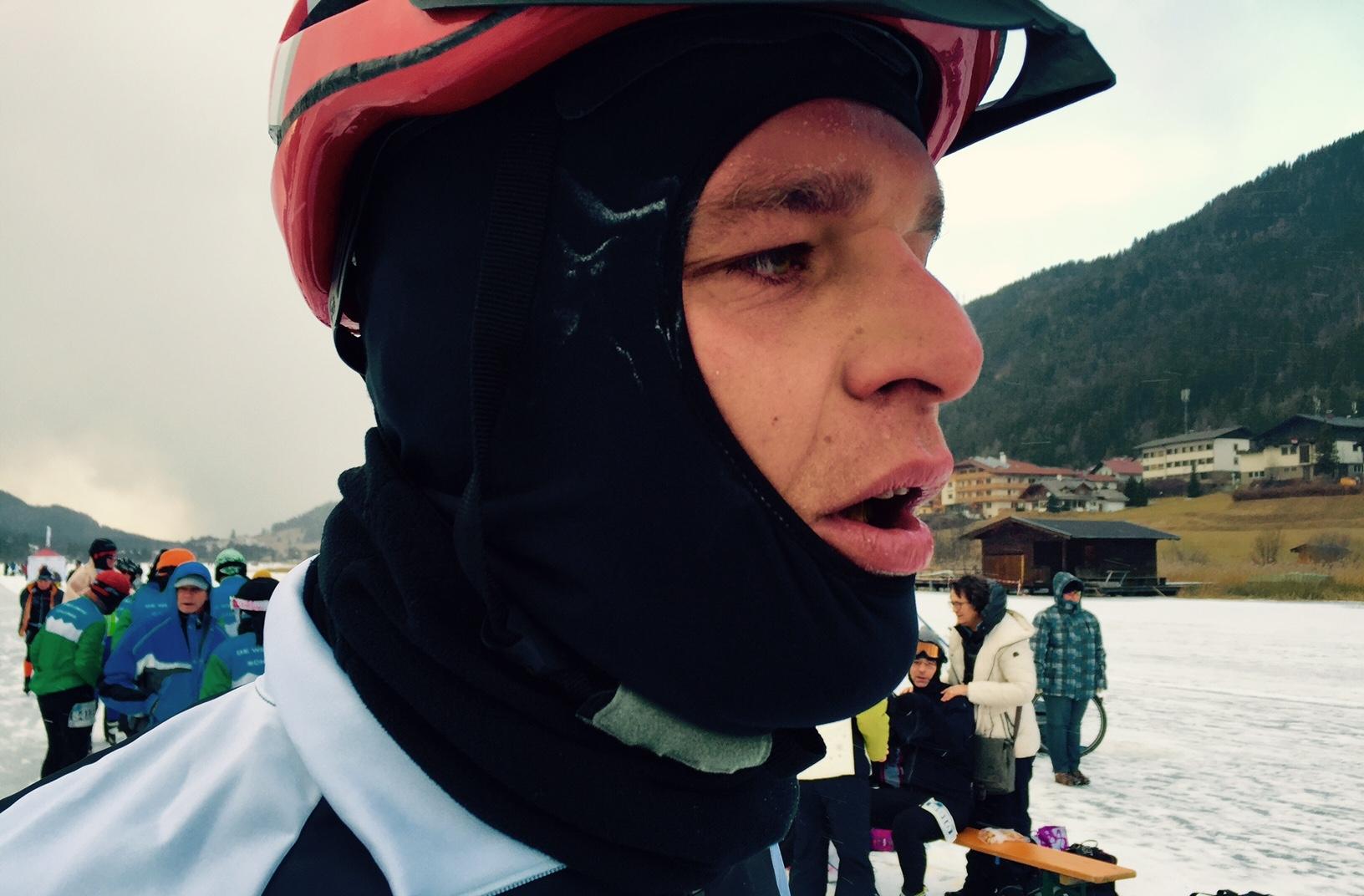 Liveblog: schaatsen op de Weissensee