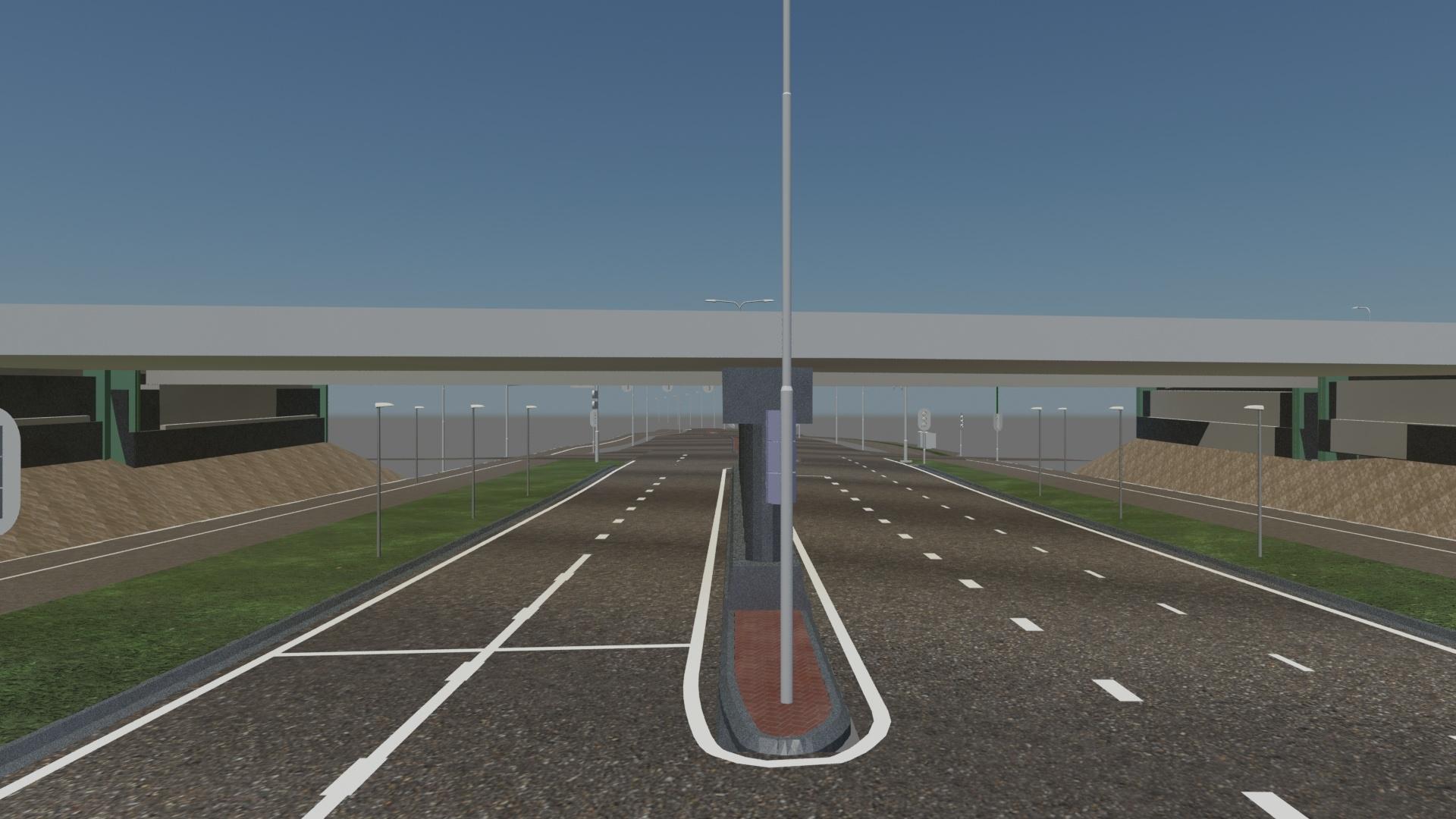 Nieuw en ruimer viaduct A28-N309