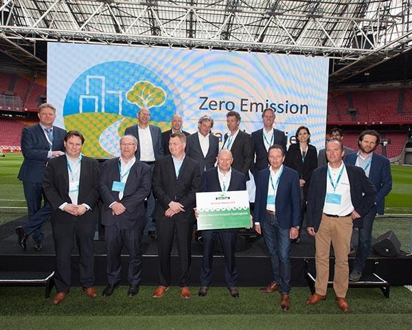 Op weg naar inzameling van bedrijfsafval zonder CO2-uitstoot