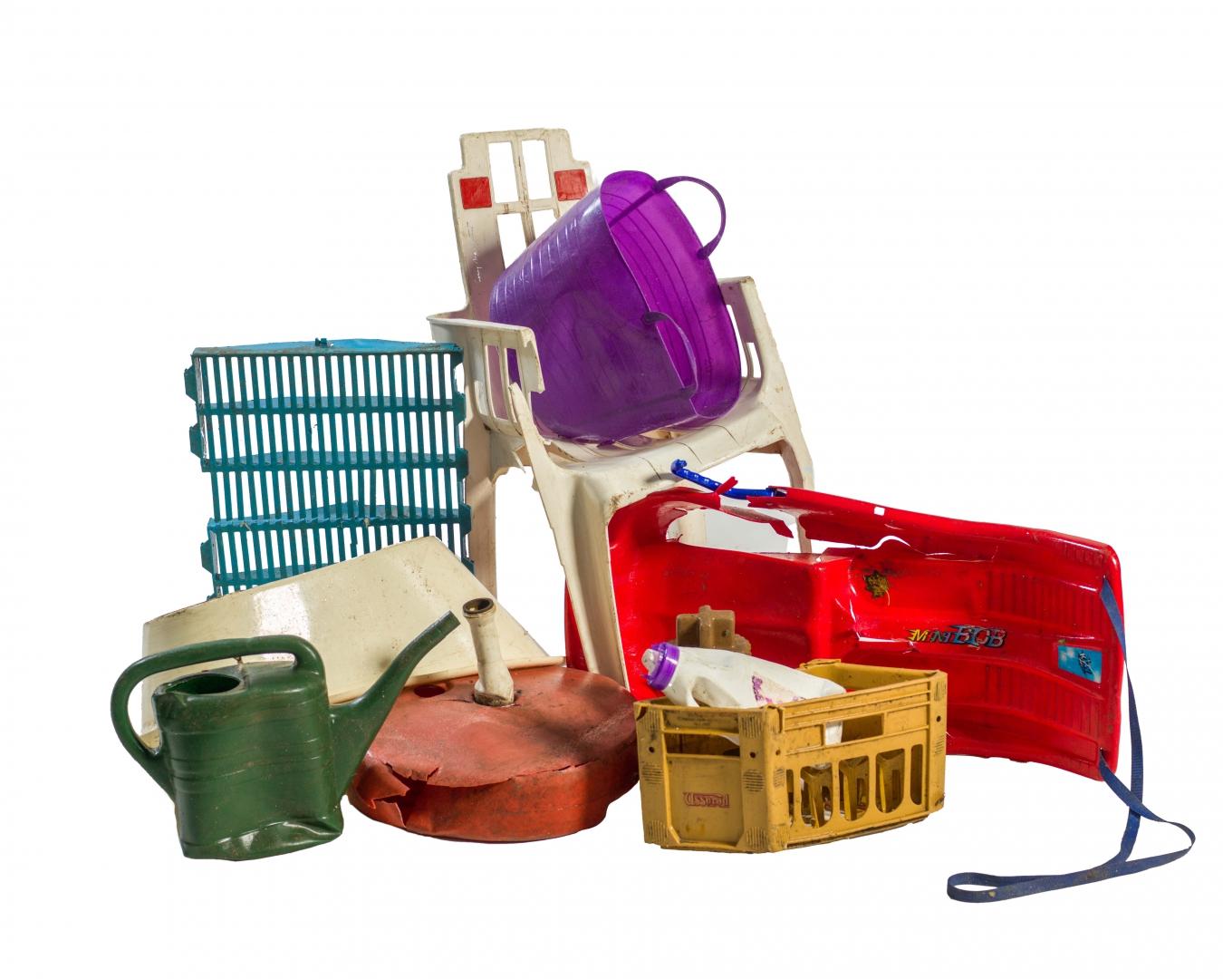 OWIOS start inzameling harde plastics voor Van Werven