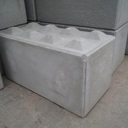 Betonstapelblok afmeting 160 x 80 x 80 cm (2100 kg)