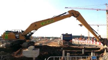 Rupskraan ECO Longreach (47,00 ton)