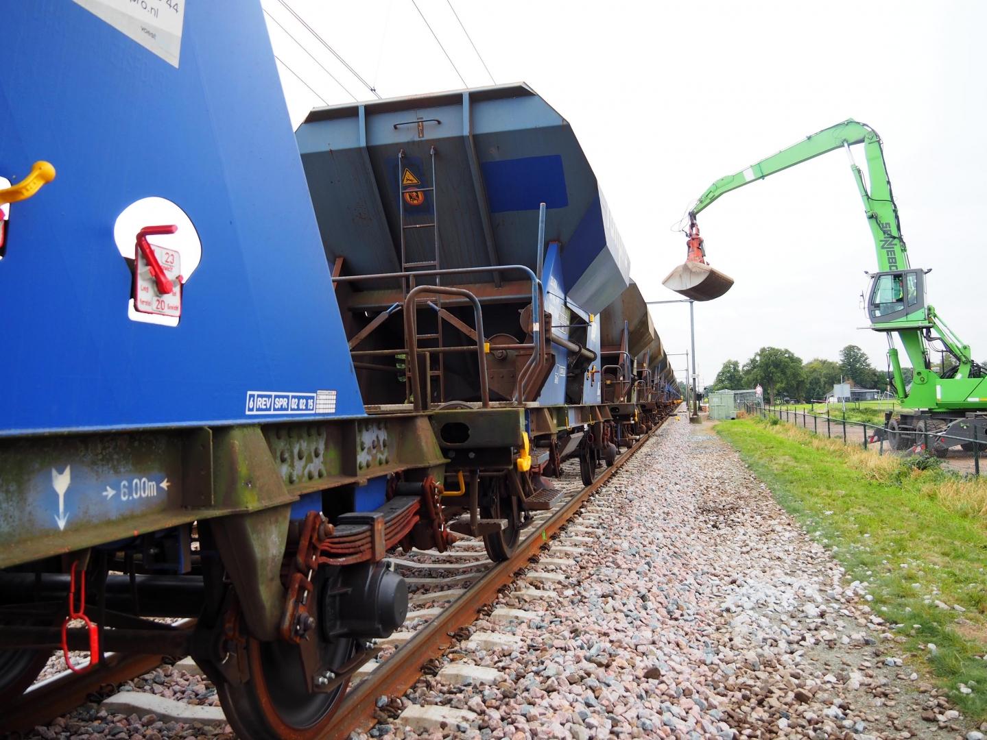 Spoorwerk Mariënberg - Gramsbergen
