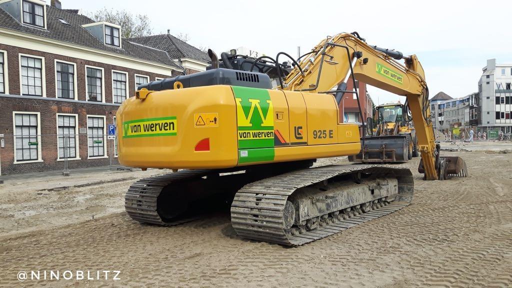 Start bouw Parkeergarage Garenmarkt