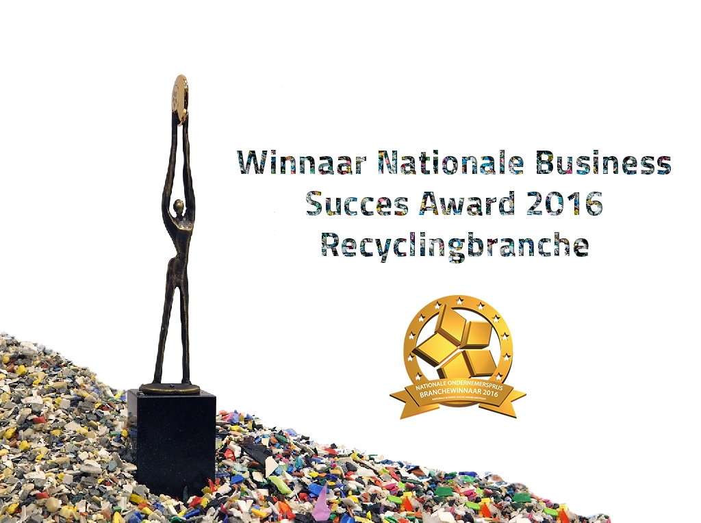 Business Award voor Van Werven kunststofrecycling