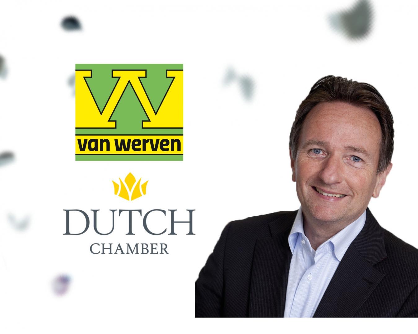 Van der Giessen spreekt namens Van Werven op duurzaamheidsbijeenkomst Zweden