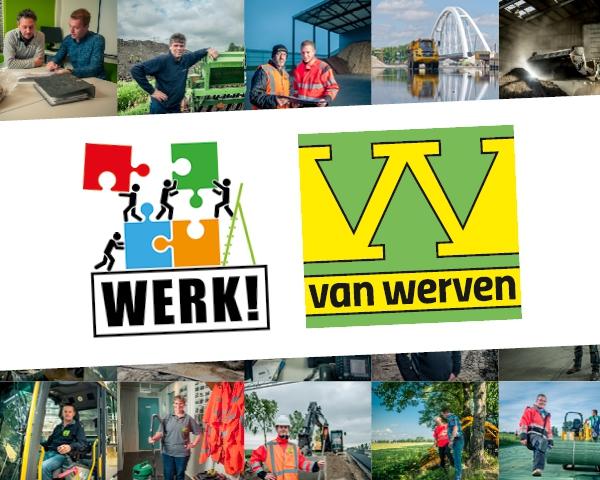 Van Werven aanwezig op hét arbeidsmarktevent