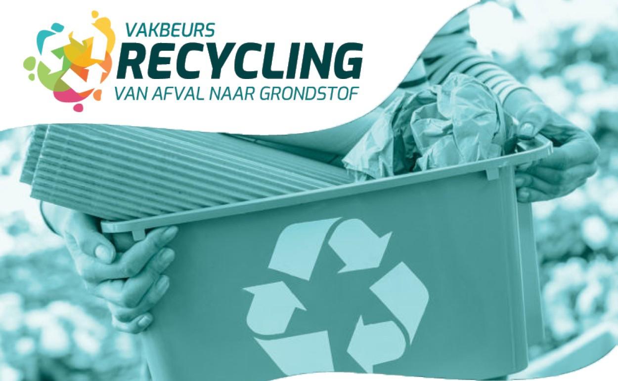 Van Werven aanwezig op vakbeurs Recycling