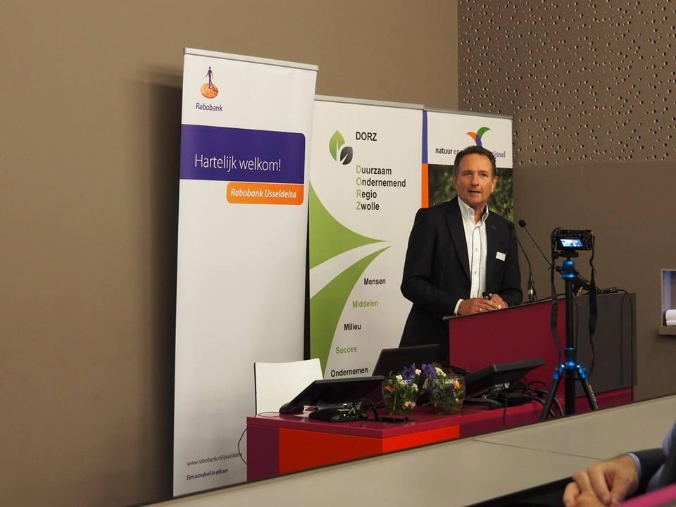 Van Werven bij laatste drie MVO award Zwolle