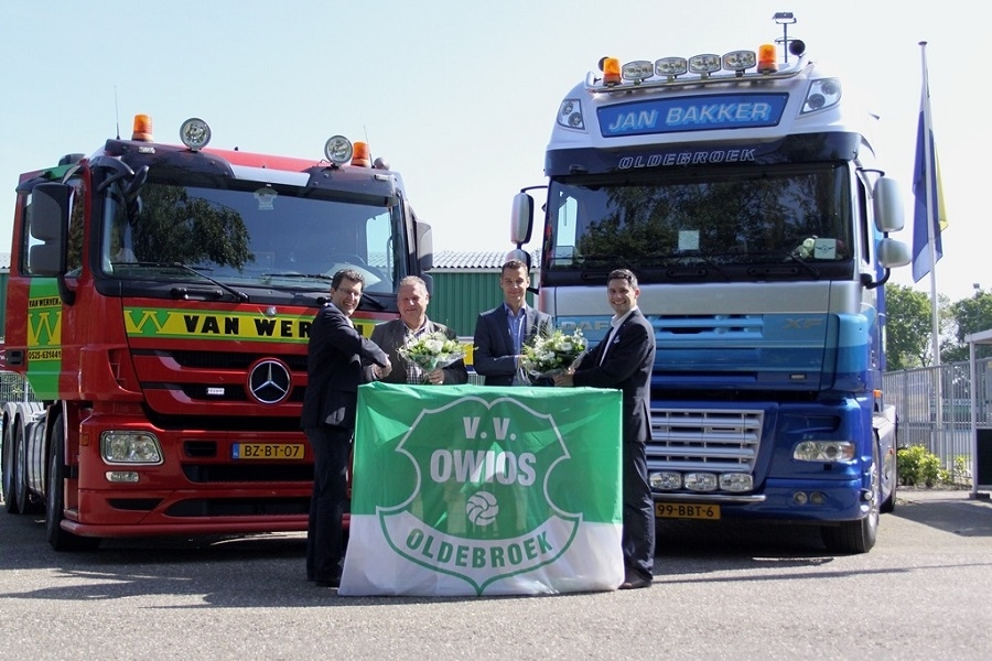 Van Werven BV en Jan Bakker 4 jaar verbonden aan OWIOS