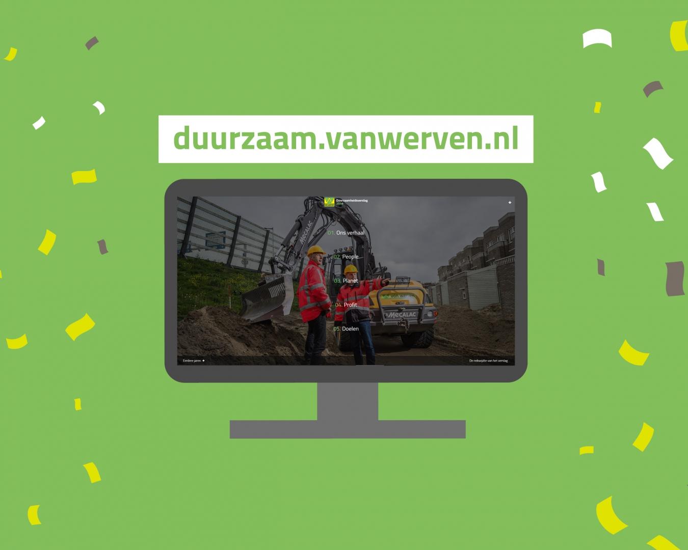 Duurzaamheidsverslag 2018 online