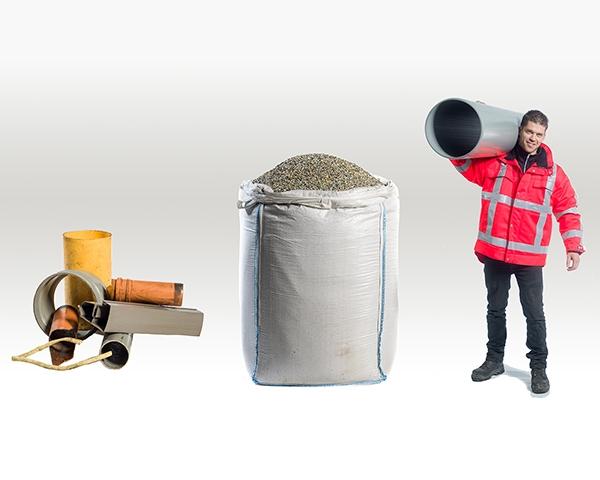 Van Werven eerste in Europa met einde-afvalstatus voor PVC-recyclaat