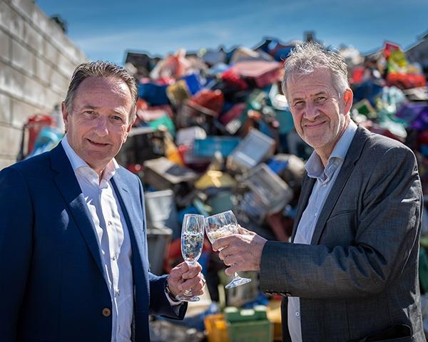 Van Werven opent officieel vestiging Lanaken
