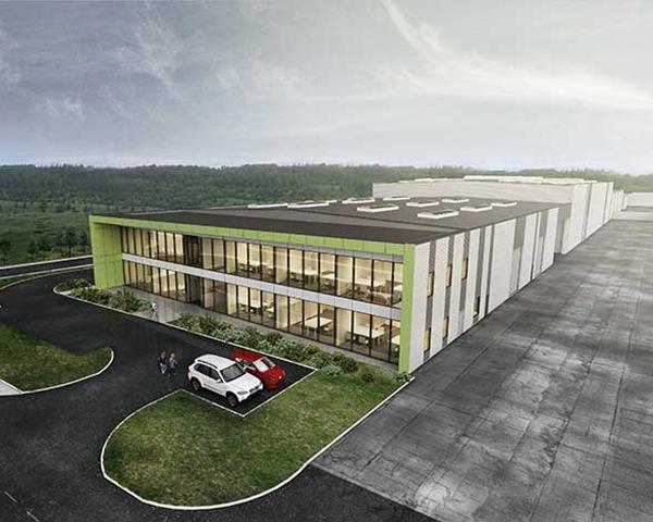Van Werven start bouw nieuwe plastic recycling plant in Polen