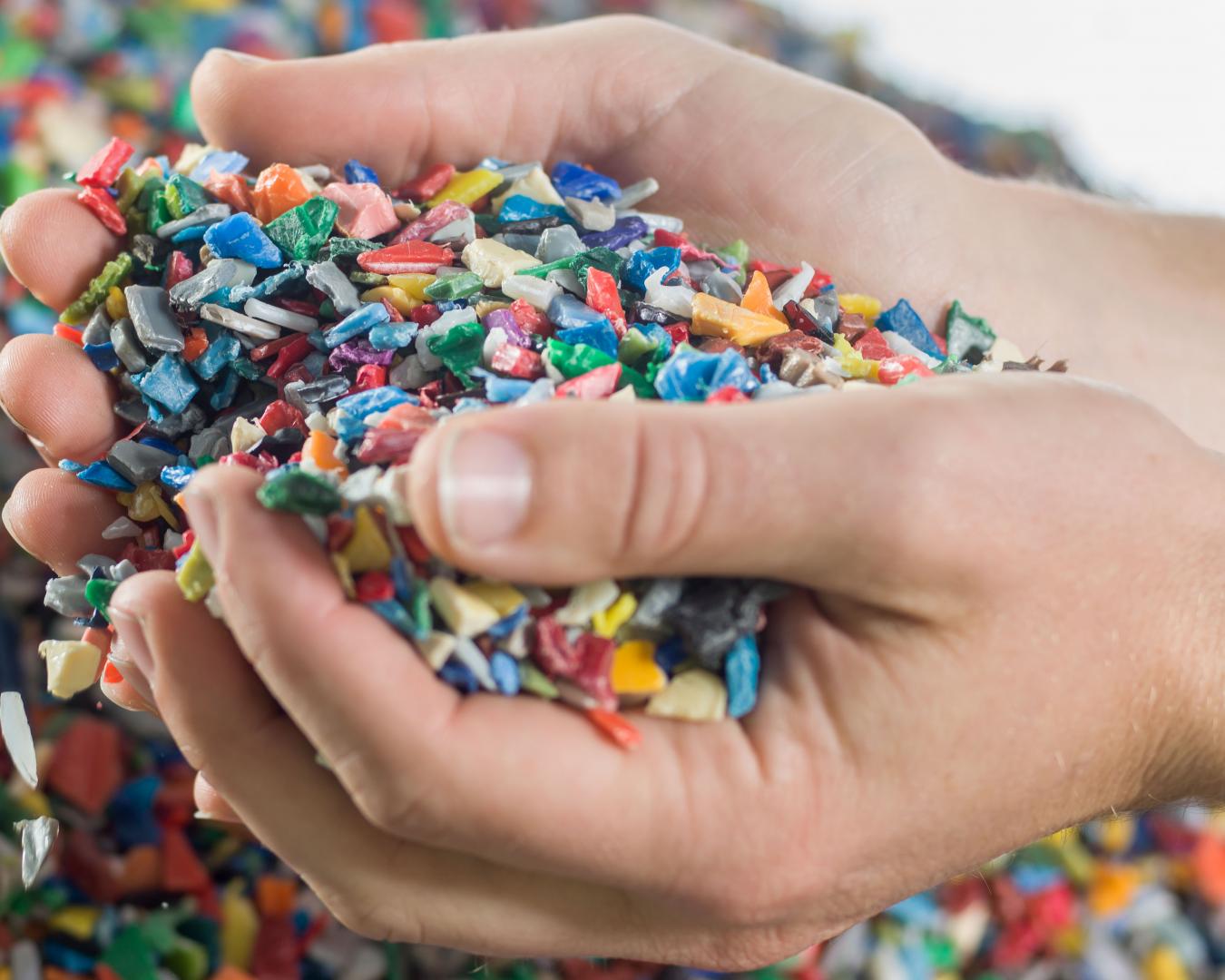 Van Werven start plastic recycling in Zweden
