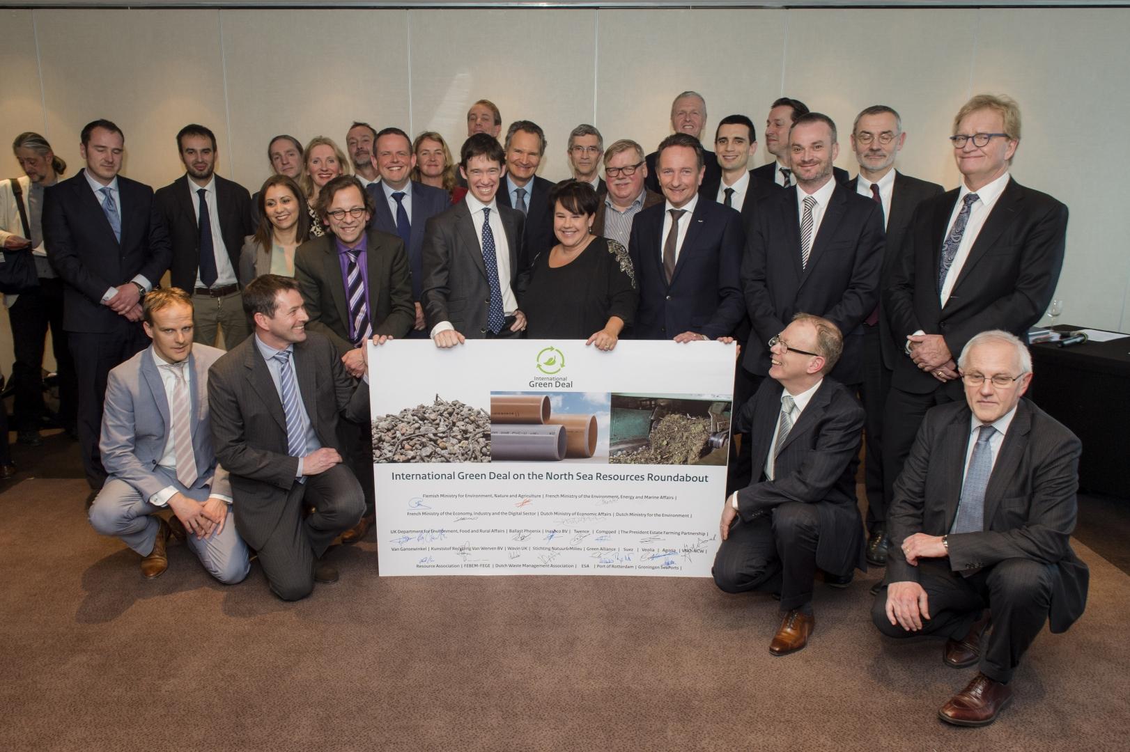 Van Werven tekent internationale grondstoffendeal