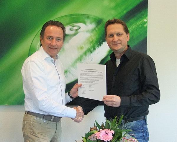 Van Werven tekent MVO-zelfverklaring voor nog bewuster handelen
