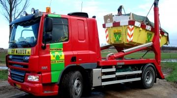 Vrachtwagen portaalarmauto